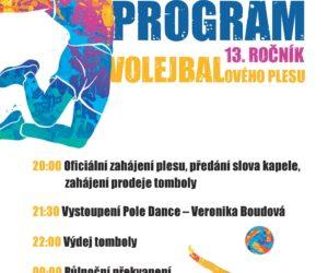 13. ples plzeňského volejbalu
